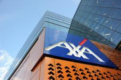 Французская страховая компания AXA