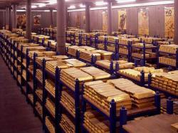 Турция спешно вывезла все золото из Соединенных Штатов