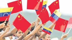 Китай стоит на страже своих инвестиций в Венесуэллу