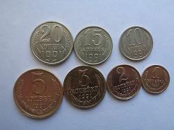 Инвестиции в хобби - коллекционирование монет СССР